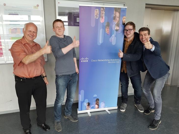 Hackathon München Gewinnerteam